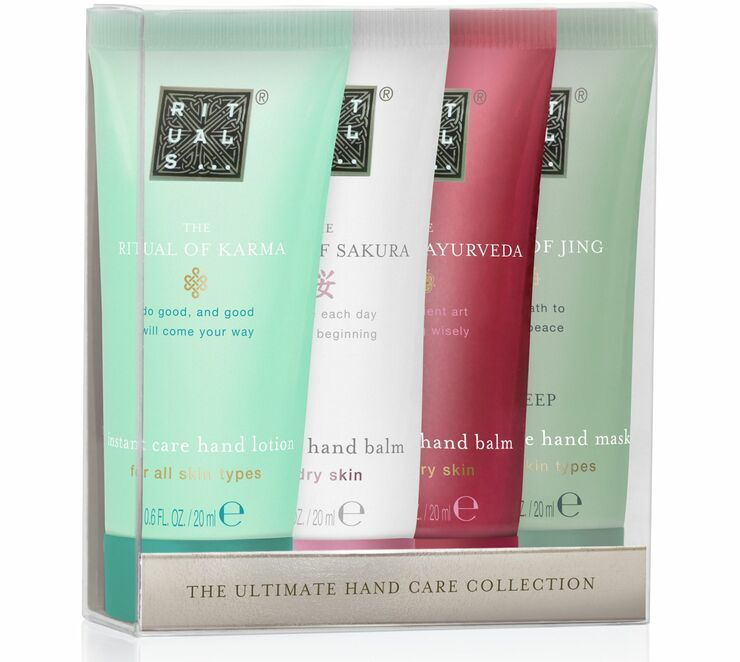 Rituals Handcare Collection